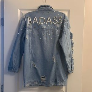 New Jean Jacket - Worn once